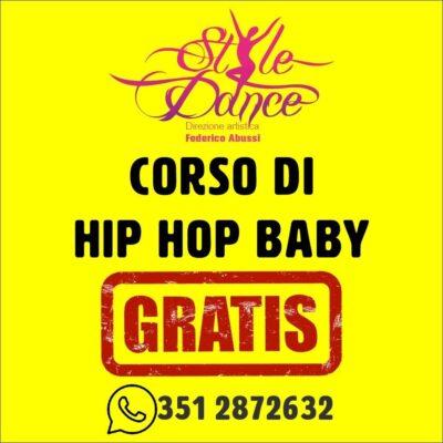 Offerta Hip Hop baby